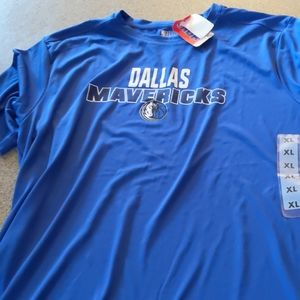 Men's Dallas Mavericks NBA shirt